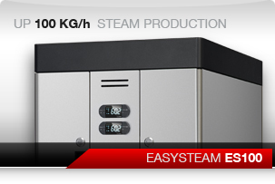 PEGO - Immersed electrode steam humidifier ES100